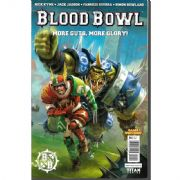 Blood Bowl More Guts, More Glory! #1 Comic Cover A